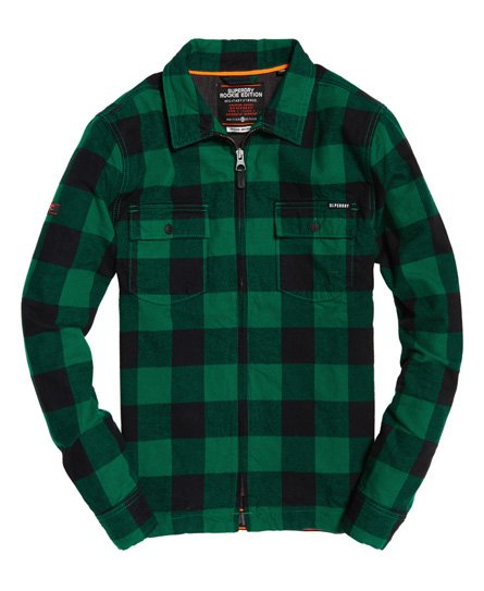 Superdry Rookie Harrington Shirt
