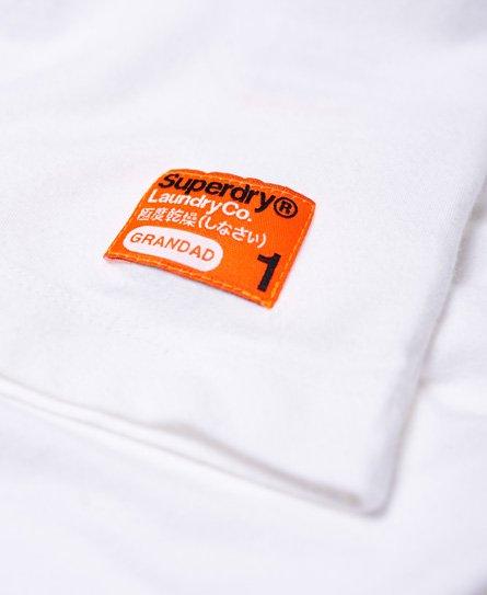 Superdry Tunisien en coton bio SD Laundry