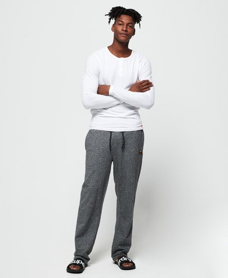 Superdry SD Laundry Organic Cotton Sweat Pants