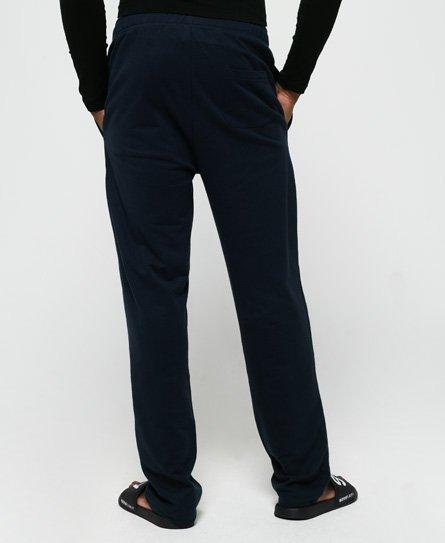Superdry Pantalon de survêtement en coton bio SD Laundry