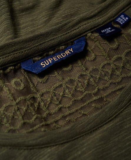 Superdry Sierra-nettingtopp