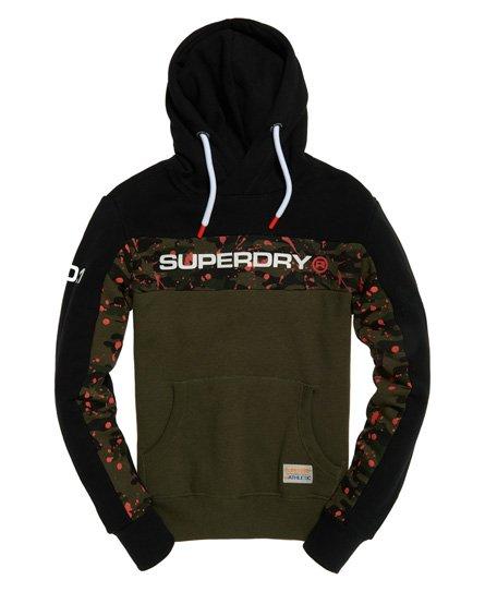 Superdry Trophy Camo Splat Hoodie