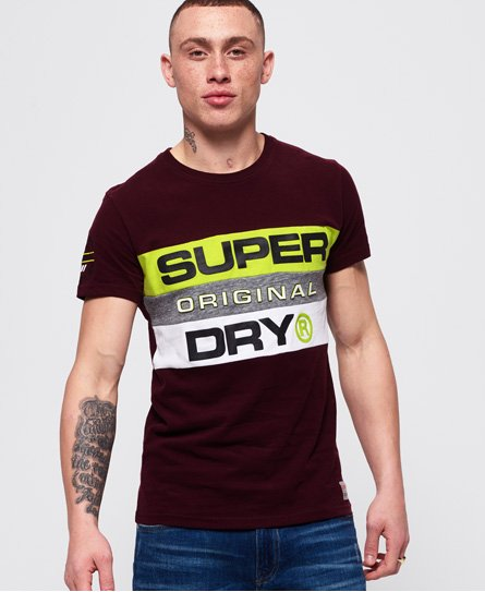 Superdry Trophy Panel T-Shirt