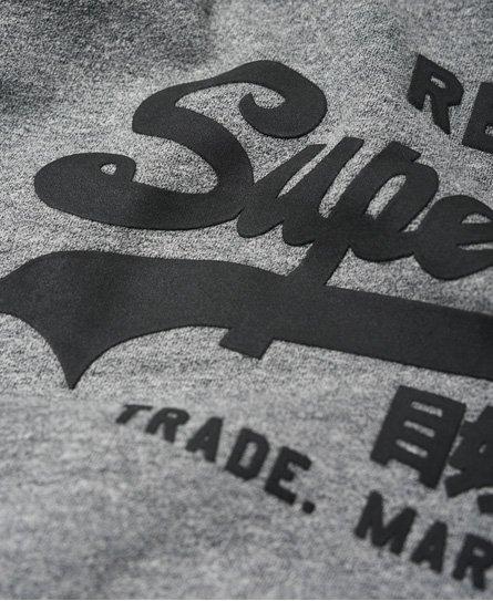 Superdry Vintage Logo Repeat Panel Hoodie