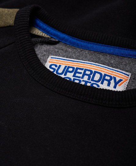 Superdry Trophy Camo Splat Crew Sweatshirt
