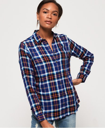 Superdry Anneka Check Shirt