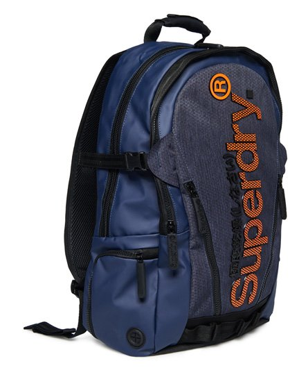 Superdry Honeycomb Tarp rugzak