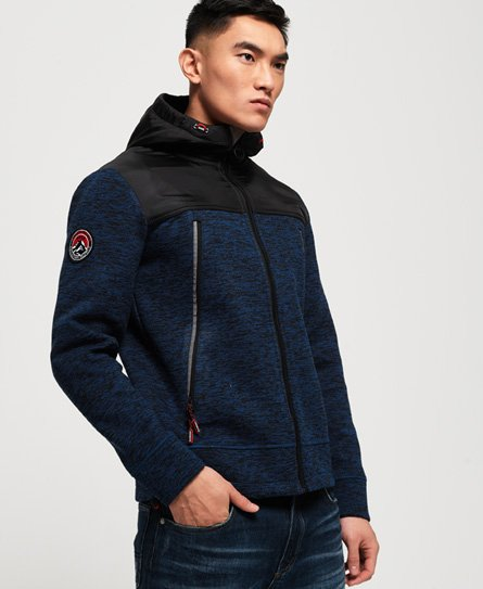 Superdry Mountain Tech Zip Hoodie
