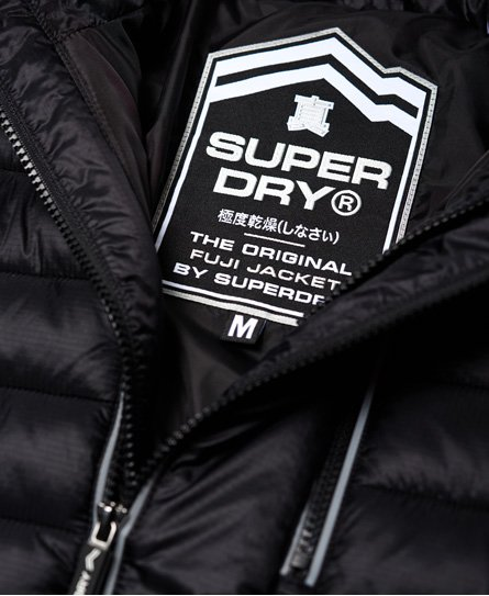Superdry Anaglyph Fuji Jacke