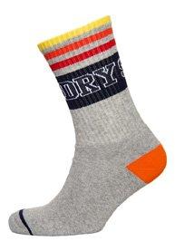 Superdry Courtside Cali Socken im 2er-Pack