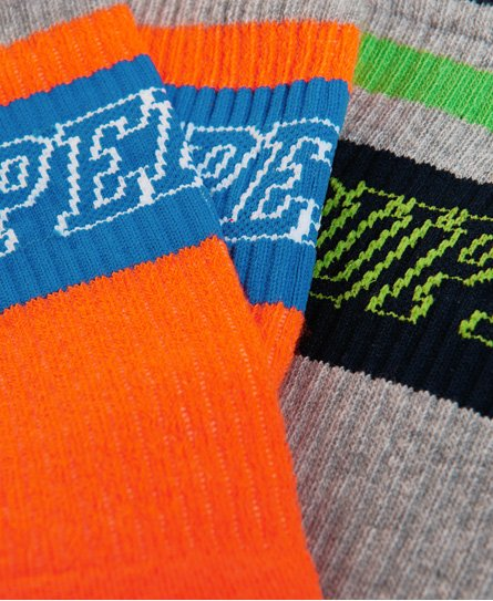 Superdry Courtside Sock Double Pack