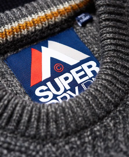 Superdry Pull à col rond Canyon