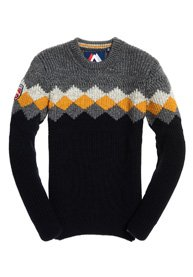 Superdry Canyon Crew Jumper