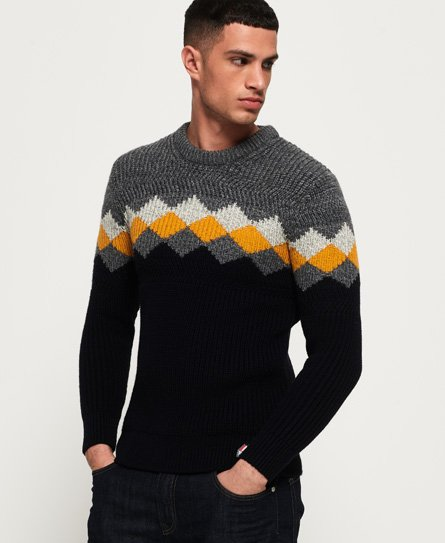 Canyon Crew Jumper