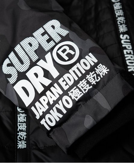 Superdry Japan Edition Summit -untuvatakki