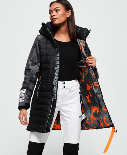 Superdry Japan Edition Summit Daunenjacke