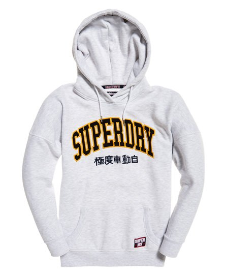 Superdry Sweat à capuche Blair Boyfriend