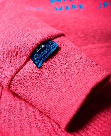 Superdry Vintage Logo Splice Hoodie
