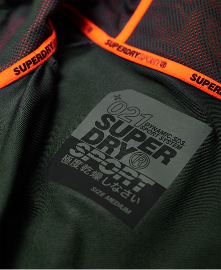 Superdry Active Training Zip Hoodie