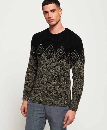 Superdry Badland Crew Jumper
