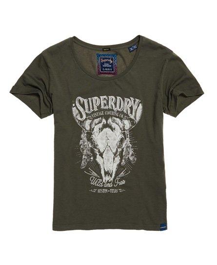 Superdry Vintage Roadie T-shirt