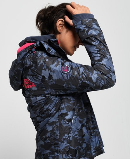 Superdry Arctic Hood Camo SD-Windcheater Jacket