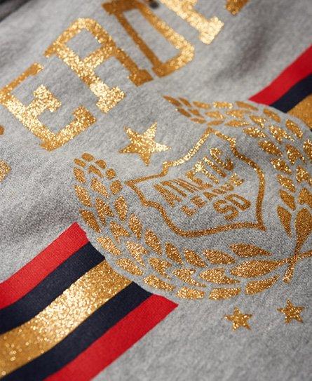 Superdry Gia Tape hoodie