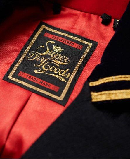 Superdry Manteau long Wool Duchess