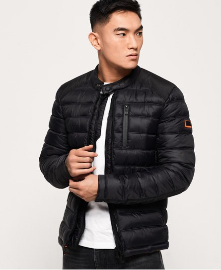 Superdry Commuter Steppjacke im Bikerstil