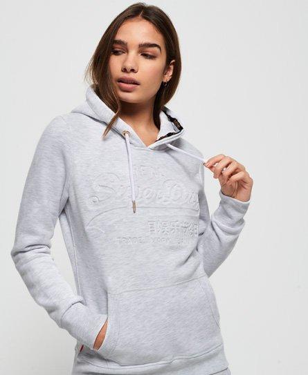 Superdry Vintage Logo Pastel Deboss hoodie
