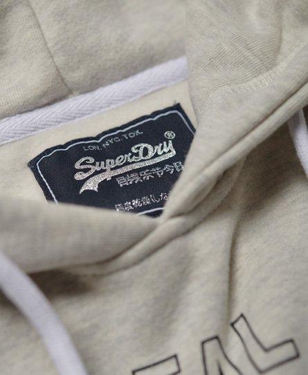 Superdry Vintage Logo Carnival Sequin Hoodie