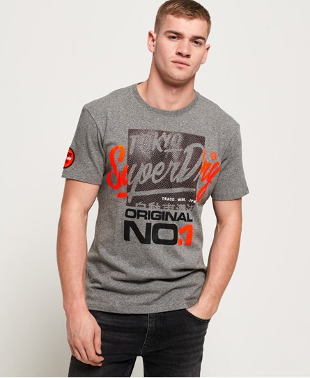 Superdry T-shirt ajusté Reactive Classic Box
