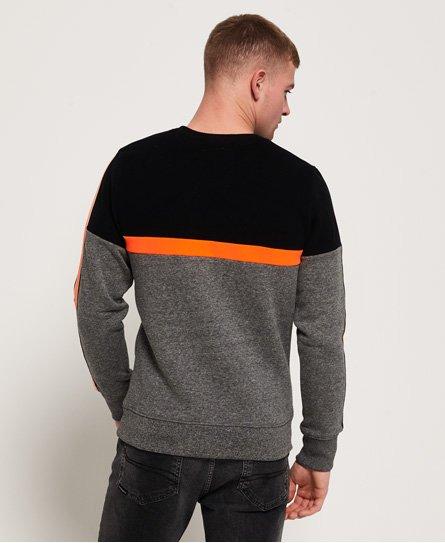 Superdry Applique Oversized Nu Lad Crew Sweatshirt