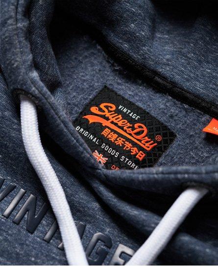 Superdry Premium Goods Tri Infill hættetrøje