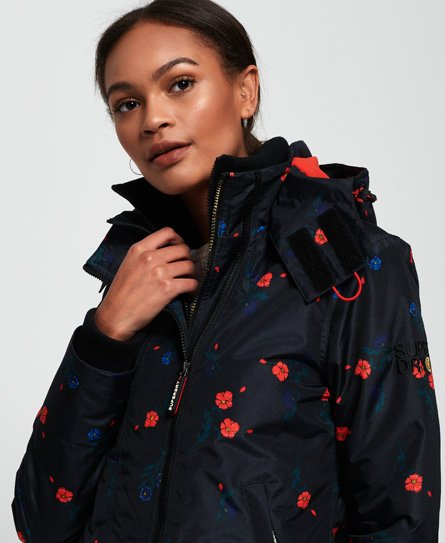 Superdry CNY SD-Windcheater met capuchon