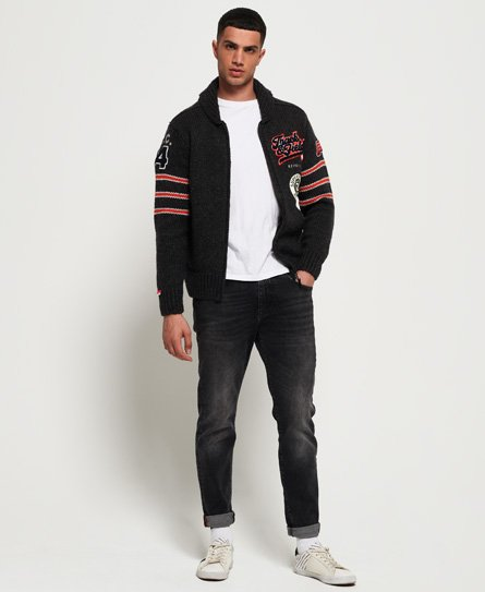 Superdry Carter College Cardigan