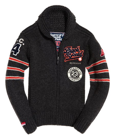 Superdry Cardigan Carter College