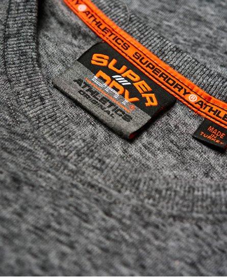 Superdry Camiseta de camuflaje de manga larga Trophy