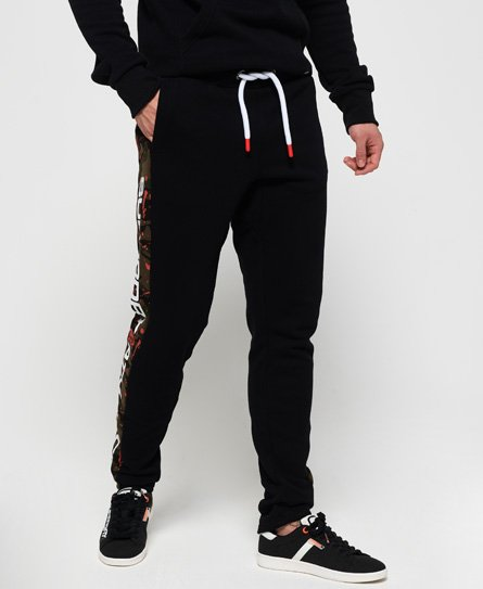 Superdry Trophy Camo Splat joggingbroek