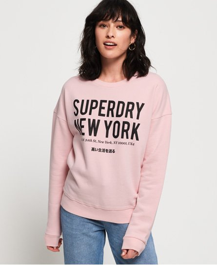 Superdry sweatjacke damen sale