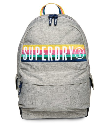 Superdry Retro Band Montana-ryggsekk