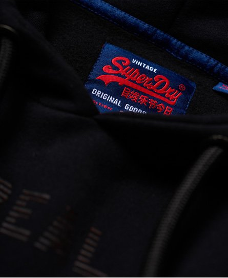 Superdry Sweat à capuche Real Logo 1st