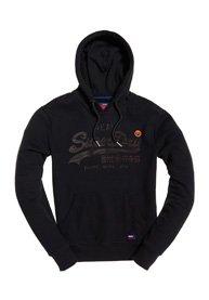 Superdry Sweat à capuche Real Logo 1st