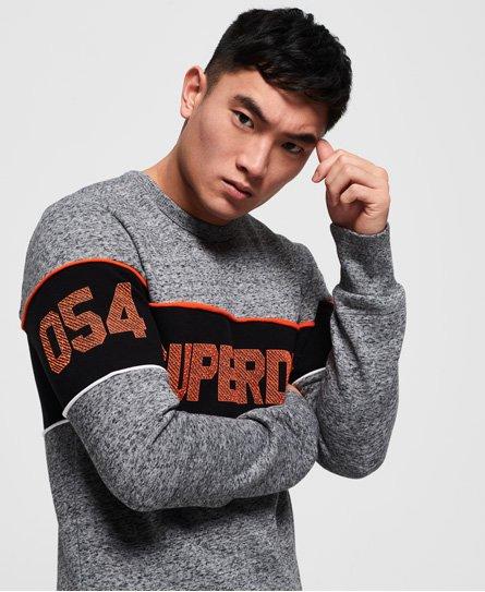 Superdry Retro Sweatshirt mit Streifen
