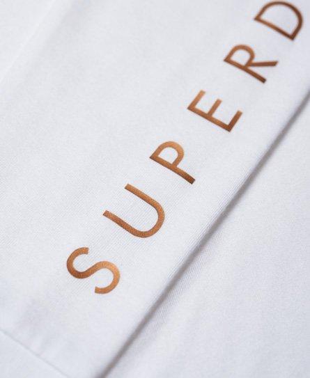 Superdry Haut à manches longues Active Studio Luxe