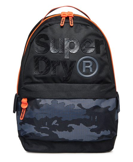 Superdry Dot All Over Print Montana Rucksack
