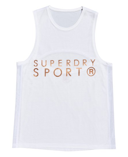 Superdry Active Studio Luxe-singlet