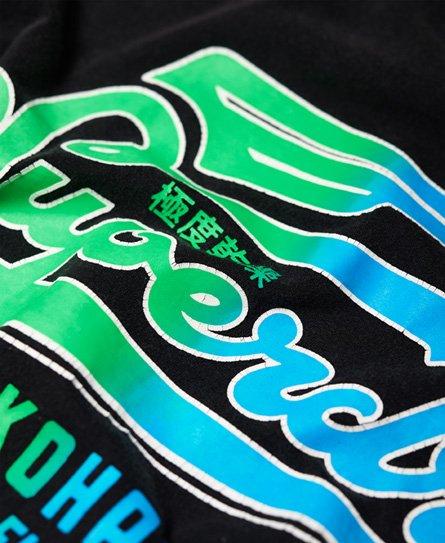 Superdry Camiseta High Flyers Hyper Classics