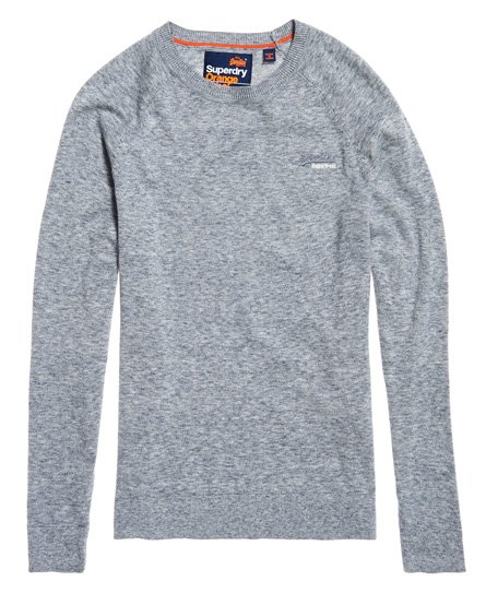 Superdry Cotton Crew Jumper