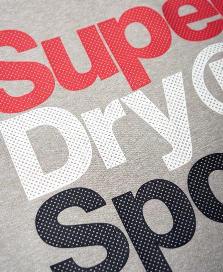 Superdry Athletico-hettegenser med glidelås